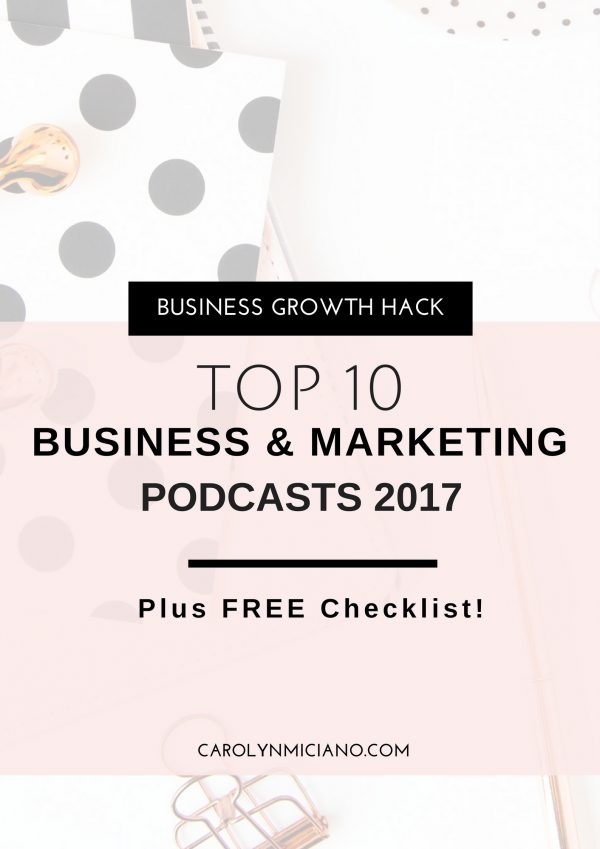 These top-10 marketing podcasts to follow and listen to will help you keep up to date on the ever-changing, yet somehow still the same, world of business.